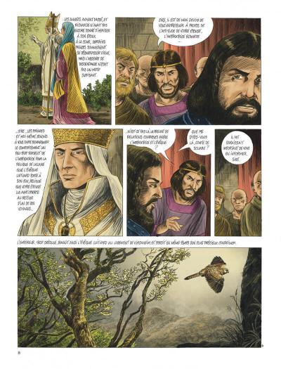 Page 8 Le fils de l'ours