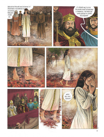 Page 9 Le fils de l'ours