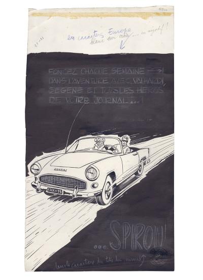 Page 4 Valhardi - intégrale tome 5 - 1959-1965