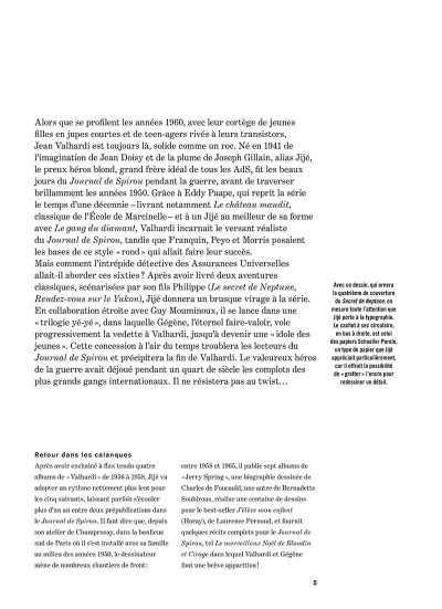 Page 5 Valhardi - intégrale tome 5 - 1959-1965