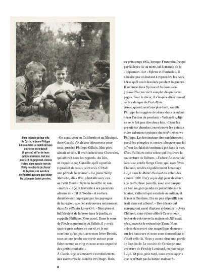 Page 8 Valhardi - intégrale tome 5 - 1959-1965