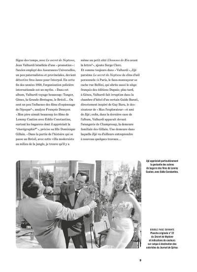 Page 9 Valhardi - intégrale tome 5 - 1959-1965