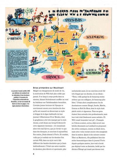 Page 8 Tif et Tondu - intégrale tome 4