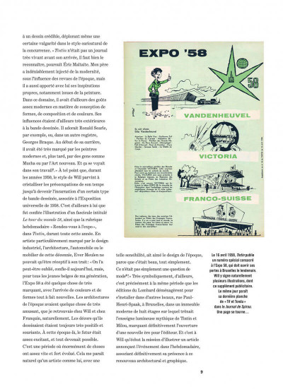 Page 9 Tif et Tondu - intégrale tome 4
