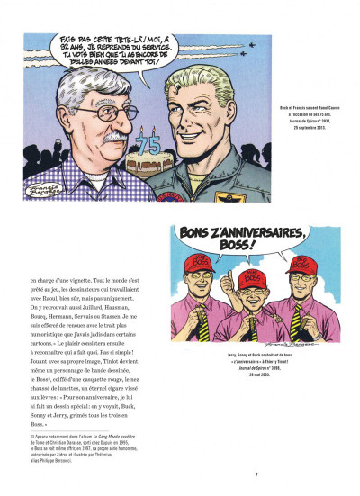 Page 7 Buck Danny - intégrale tome 14