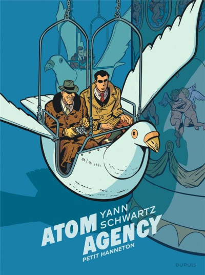Couverture Atom agency tome 2