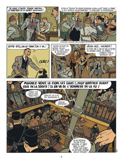 Page 8 Atom agency tome 2