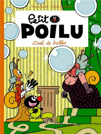 Couverture Petit Poilu tome 23