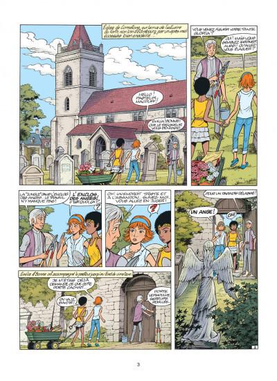 Page 3 Yoko Tsuno tome 29