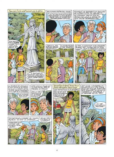 Page 4 Yoko Tsuno tome 29