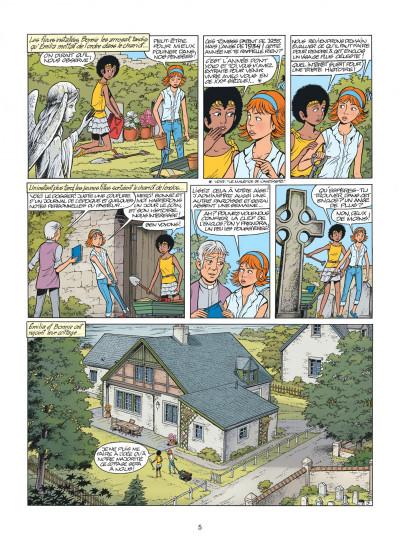 Page 5 Yoko Tsuno tome 29