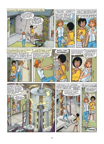 Page 6 Yoko Tsuno tome 29