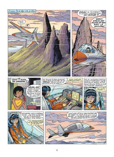 Page 9 Yoko Tsuno tome 29