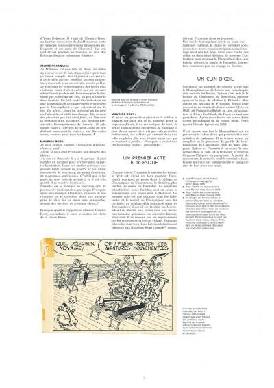 Page 5 Spirou et Fantasio - tirage de tête version originale tome 23