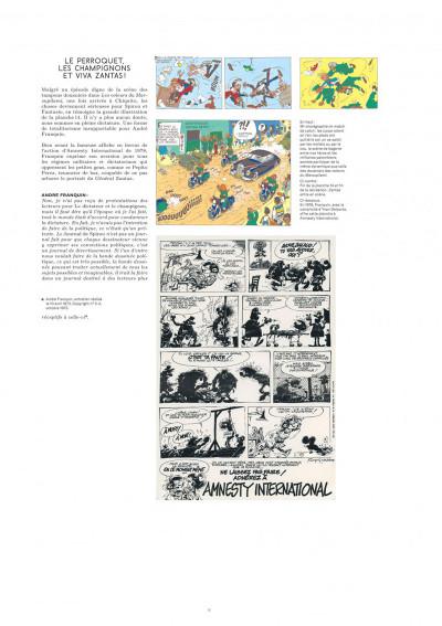 Page 6 Spirou et Fantasio - tirage de tête version originale tome 23