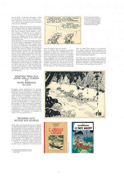 Page 8 Spirou et Fantasio - tirage de tête version originale tome 23