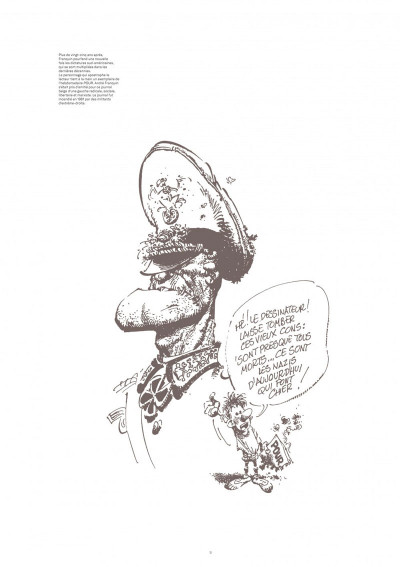 Page 9 Spirou et Fantasio - tirage de tête version originale tome 23