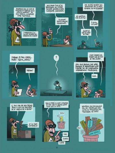 Page 8 Les complotistes