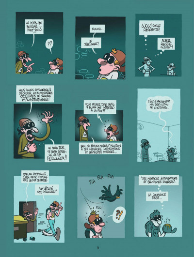 Page 9 Les complotistes