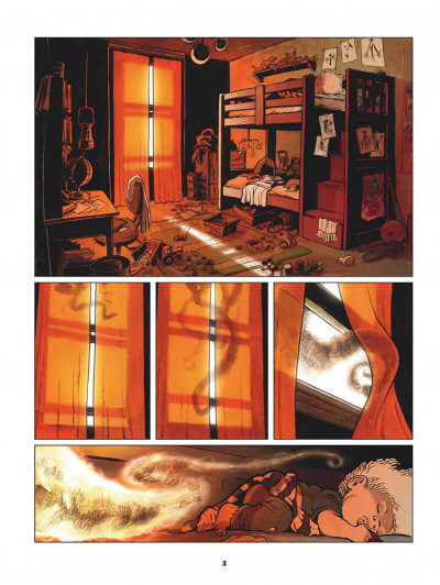 Page 3 Créatures tome 1
