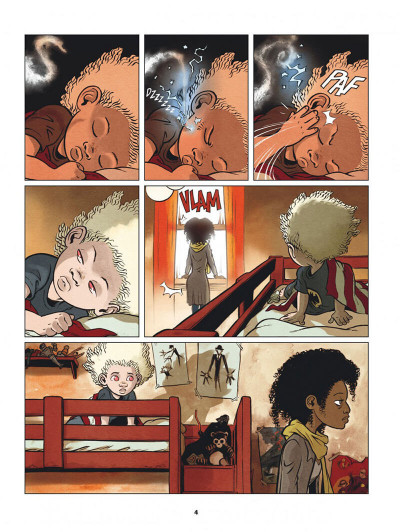 Page 4 Créatures tome 1