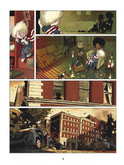 Page 5 Créatures tome 1