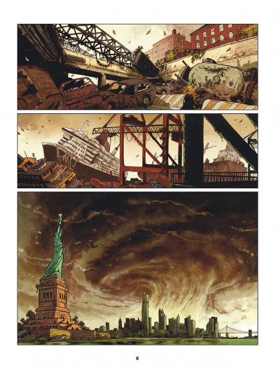 Page 6 Créatures tome 1