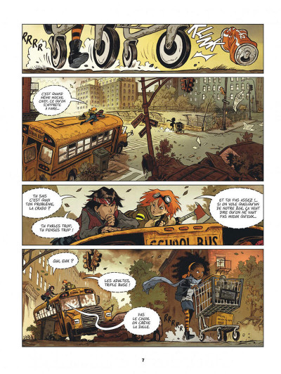 Page 7 Créatures tome 1