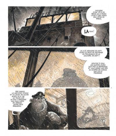 Page 7 La bête tome 1
