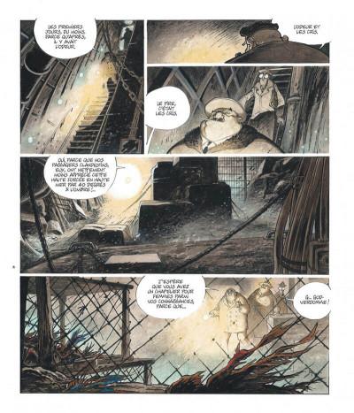 Page 8 La bête tome 1