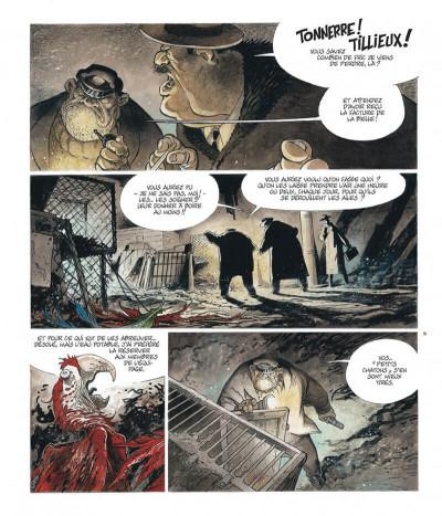 Page 9 La bête tome 1