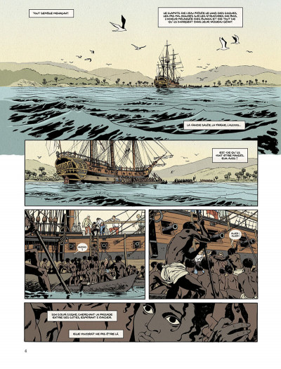 Page 5 Les esclaves oubliés de Tromelin (édition musée de l'homme)