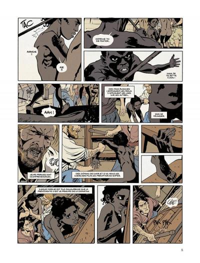 Page 6 Les esclaves oubliés de Tromelin (édition musée de l'homme)