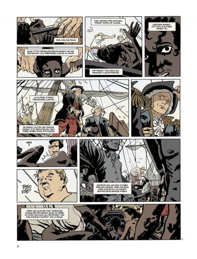 Page 7 Les esclaves oubliés de Tromelin (édition musée de l'homme)