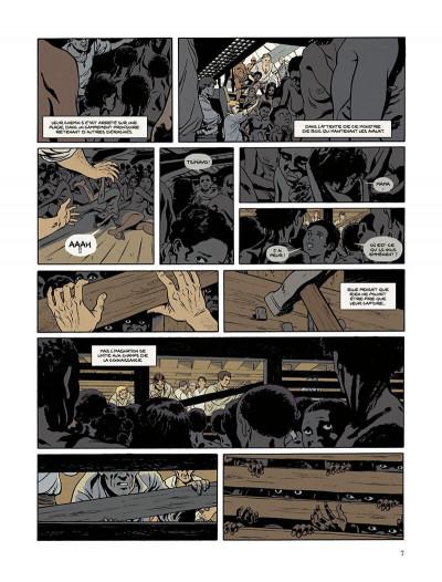 Page 8 Les esclaves oubliés de Tromelin (édition musée de l'homme)