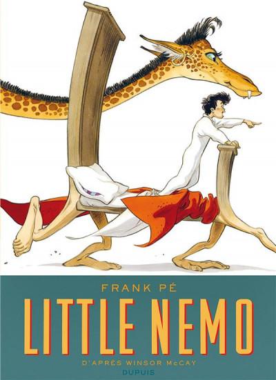Couverture Little Nemo