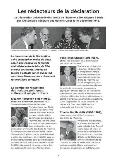 Page 4 Spirou, défenseur des droits de l'homme
