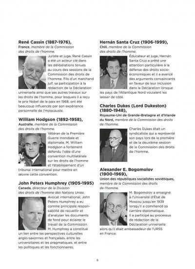Page 5 Spirou, défenseur des droits de l'homme