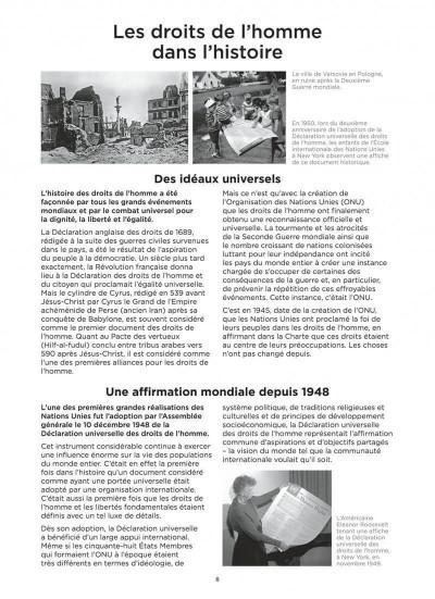 Page 6 Spirou, défenseur des droits de l'homme