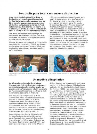 Page 7 Spirou, défenseur des droits de l'homme
