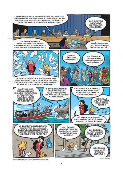 Page 9 Spirou, défenseur des droits de l'homme