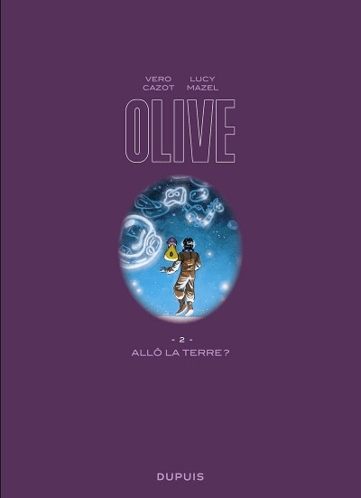 Page 1 Olive tome 2