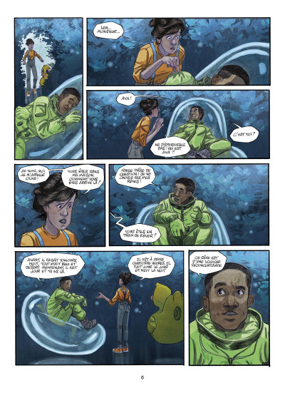 Page 6 Olive tome 2