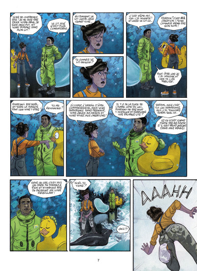 Page 7 Olive tome 2