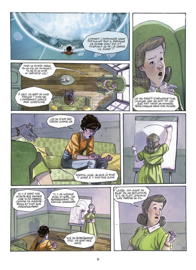 Page 9 Olive tome 2