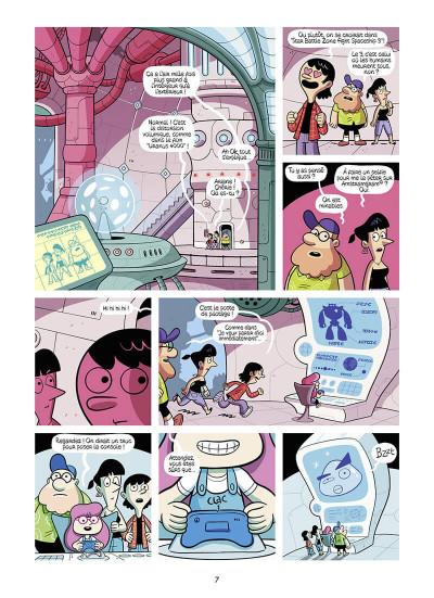 Page 7 H.O.M.E tome 1
