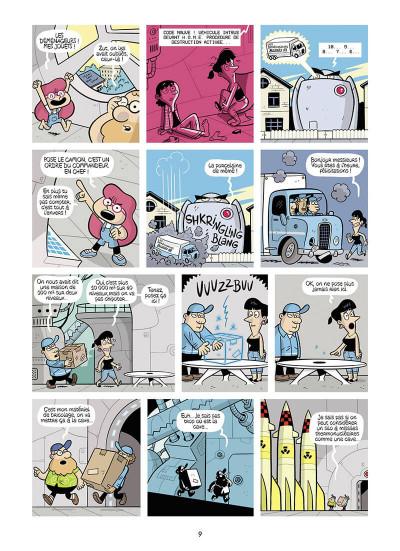 Page 9 H.O.M.E tome 1
