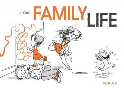Couverture Family life