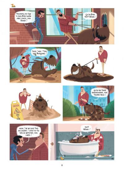 Page 8 Comme des bêtes tome 2