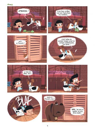Page 9 Comme des bêtes tome 2
